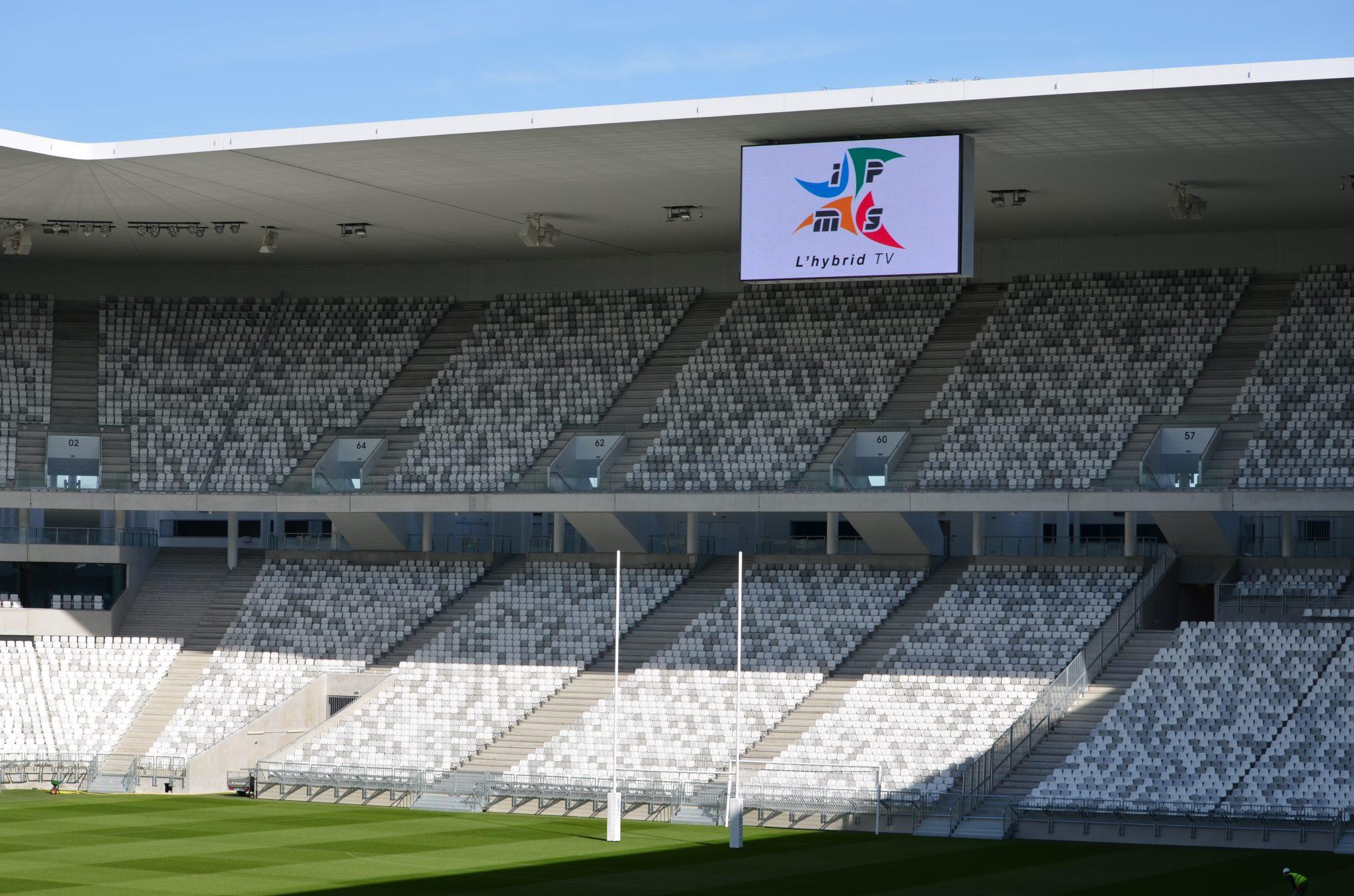 Stade - Bordeaux